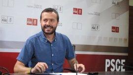 """PSOE C-LM ve """"demoledor"""" que el Gobierno excluya a C-LM del decreto de sequía y lamenta el """"silencio"""" del PP"""