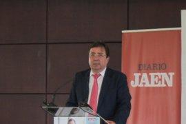 Fernández Vara sostiene que el PSOE no tiene que acercarse a Podemos sino a los votantes de la formación morada
