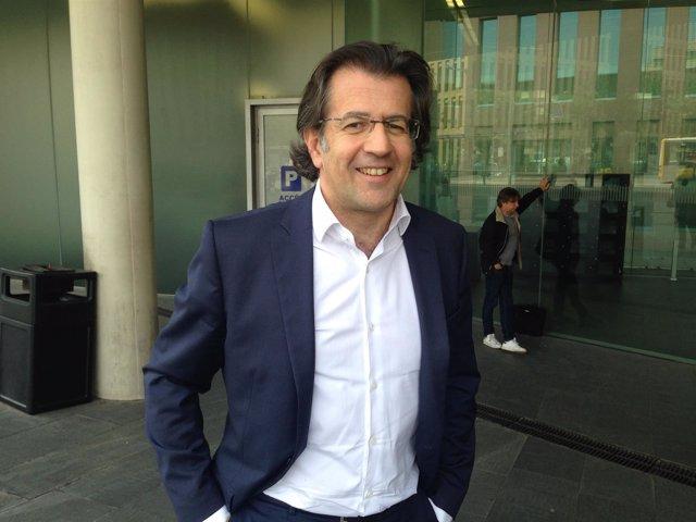 Toni Freixa, exdirectivo del FC Barcelona