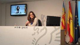 """Oltra pide al Gobierno y a Cataluña que se sienten a hablar """"desde la lealtad y el respeto mutuo"""""""