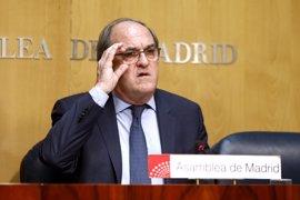 """Gabilondo dice que el comportamiento de los diputados tiene que ser """"ejemplar"""" y pide una """"reflexión"""""""