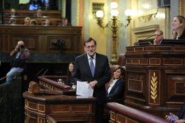 """Rajoy felicita a May por su victoria electoral y dice que trabajará """"por una relación fructífera"""" en interés de la gente"""