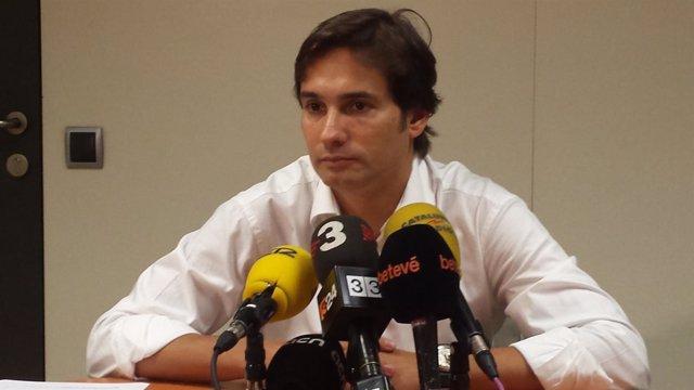 El director de Metro, Marc Grau
