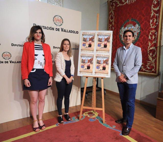 Presentación del Mercado Comarcal y Feria Agroalimentaria de Villalón