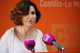 """Cs C-LM espera que las reuniones que la Junta ha pedido a los grupos parlamentarios """"desatasquen"""" los presupuestos"""
