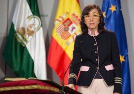 """Aguilar se marca como """"reto inmediato"""" lograr un pacto de estado contra la violencia de género"""