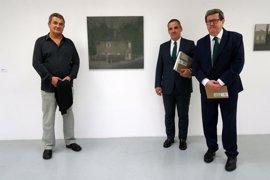 Cultura y el Instituto Cervantes inauguran la exposición del asturiano Miguel Galano en París