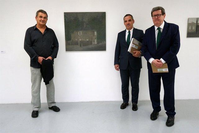 Exposició de Miguel Galano en París