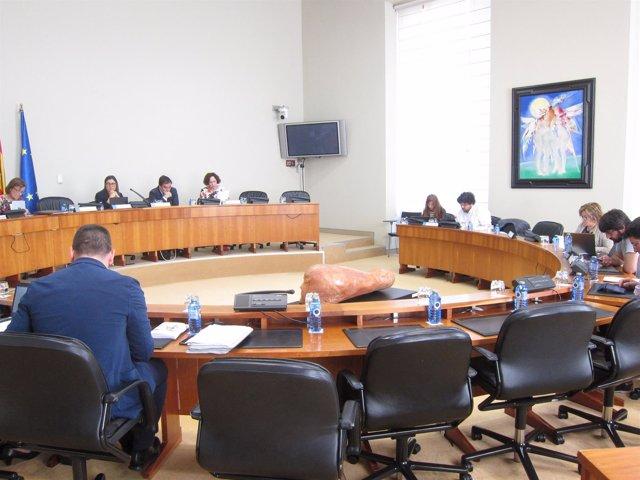 Comisión de Pesca del Parlamento de Galicia