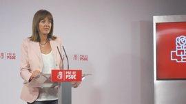 """Mendia presenta el lunes su candidatura bajo el lema """"Idoia, garantía socialista"""""""