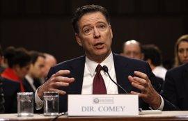 Los abogados de Trump protestarán contra Comey ante el Departamento de Justicia por dar información privilegiada