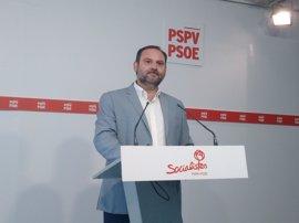 Abalos afirma que Hernando quiere otro portavoz del PSOE porque le molesta su posición política