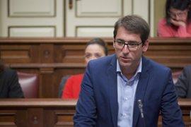 """Lavandera critica al PP por """"dar oxígeno"""" a CC con su entrada en el Gobierno"""