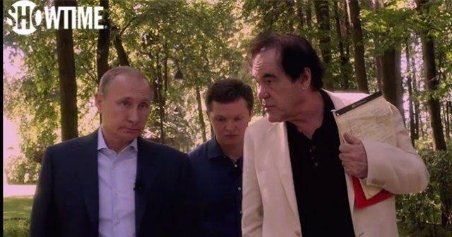 Oliver Stone: Entrevistas a Putin