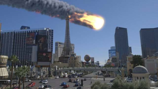 Así acabará el mundo, en DMAX