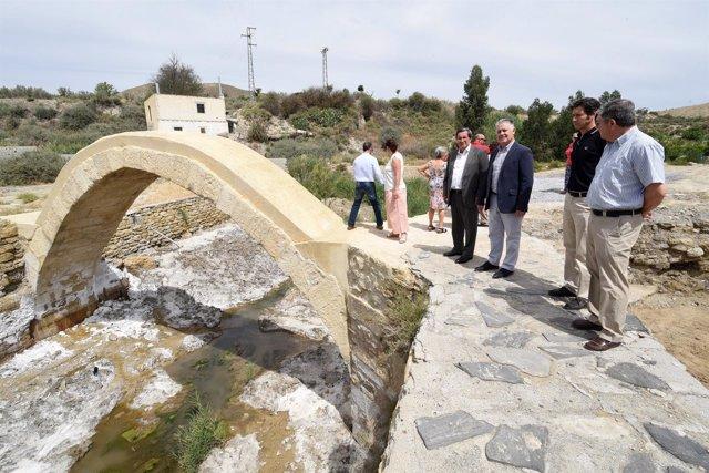 Puente Romano de La Malahá