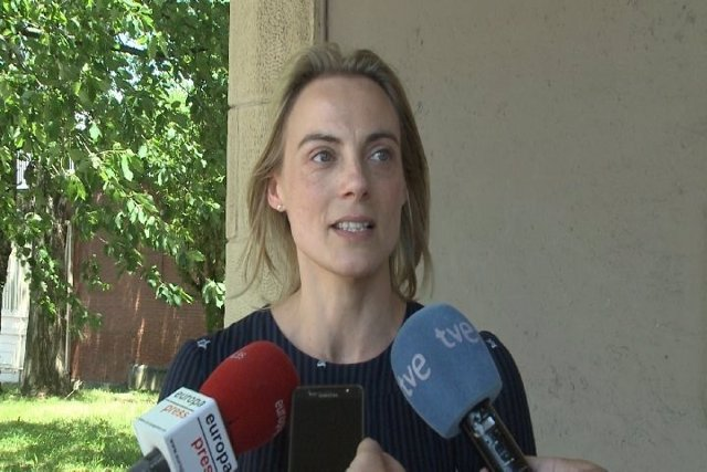 Raquel González, candidata a presidir  el PP de Bizkaia