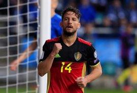 Bélgica amplía su liderato en el grupo H tras el empate de Grecia