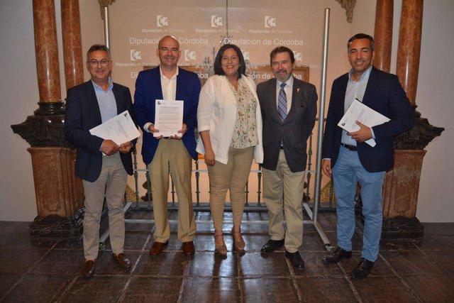 El Consorcio de Bomberos de Córdoba adquiere 18 vehículos