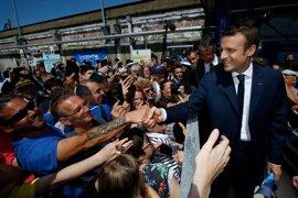 Macron, a por su tercera victoria consecutiva en las parlamentarias
