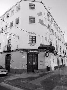 Foto El Perchel acoso inmobiliario