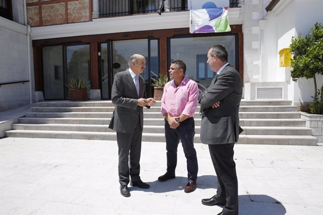 Inauguración de las obras de rehabilitación de la Casa Consistorial