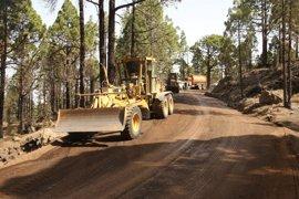 Hacen inventario de 85.000 kilómetros de pistas para mejorar la extinción de incendios