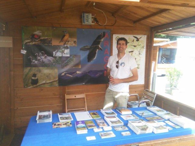 Feria de Ornitología en Madrid.