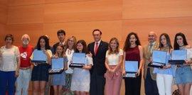 La entrega de los premios del III Concurso de poesía 'Tintas para la vida' cierra la Semana del Donante de Córdoba