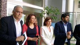 """González Pons: """"Solo un gobierno del PP puede lograr el Pacto Nacional del Agua que beneficie a todos los españoles"""""""