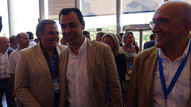 Maíllo y Carnero acceden al Congreso PP Valladolid