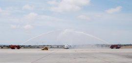 El Aeropuerto de Alicante-Elche inaugura una ruta a Lisboa