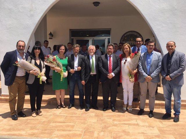 Nota De Prensa Consejerías Agricultura Y Medio Ambiente En Níjar