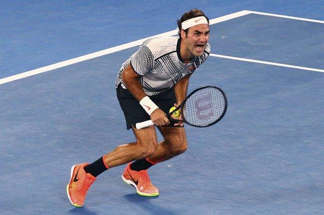 Roger Federer Abierto Australia