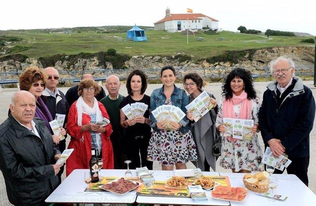 Nuevos folletos turísticos sobre la Virgen del Mar