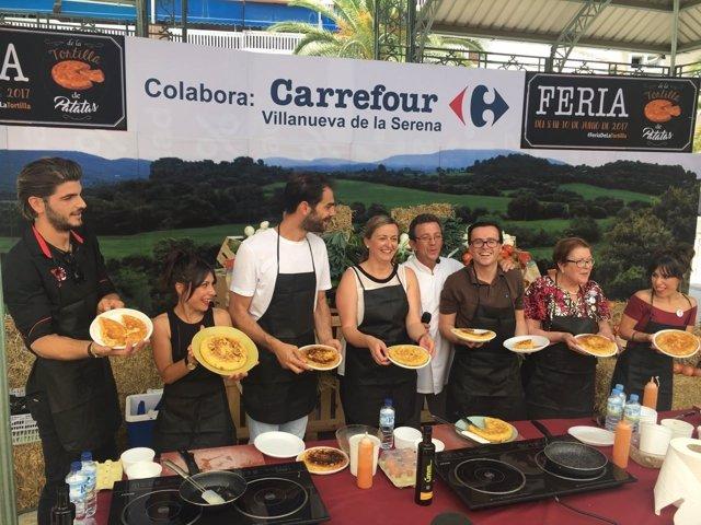 Feria de la Tortilla de Patata de Villanueva de la Serena