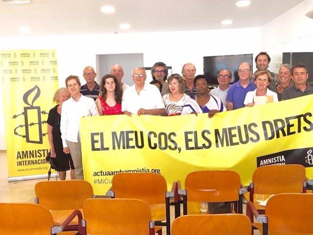 Asamblea de Amnistía Internacional Baleares