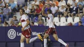 Huesca-Getafe y Cádiz-Tenerife, duelos de 'play-off' y el UCAM Murcia desciende a Segunda B