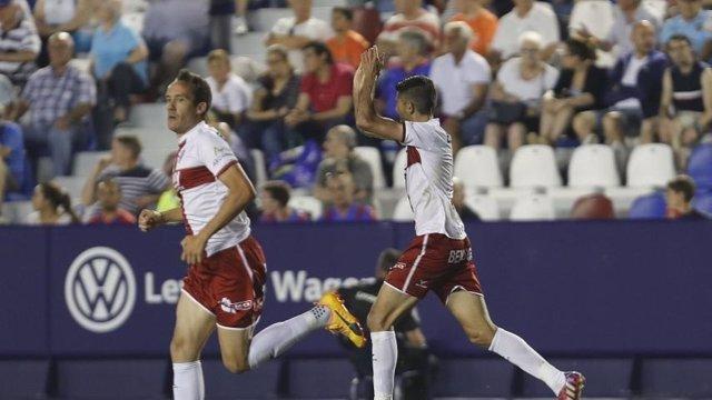 Huesca, equipo de Playoff en Segunda