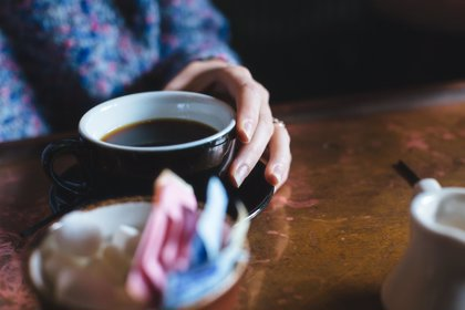 El café y el té ayudan a proteger al hígado de futuras fibrosis