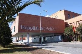 Trasladado al hospital un niño de 3 años herido por el ataque de un perro en Hellín