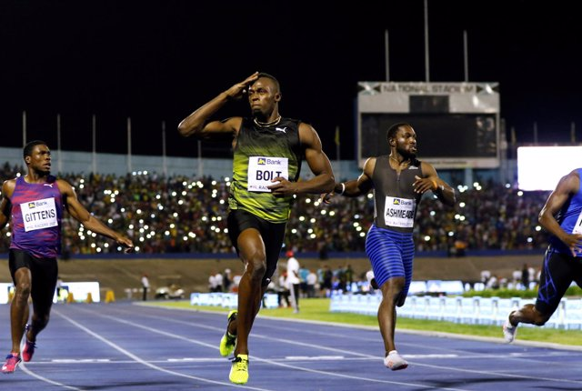 Usain Bolt Jamaica Racers Grand Prix