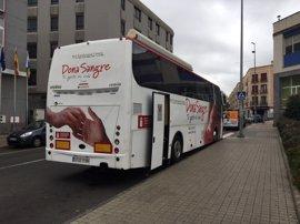 La campaña de donación de sangre del ICHH estará la próxima semana en Gran Canaria, Fuerteventura y Tenerife