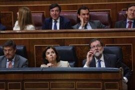 Rajoy no desvela sus cartas ante la moción de censura para no dar ventaja a Iglesias y jugar con el factor sorpresa