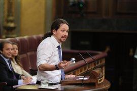 Podemos intentará rentabilizar su moción fallida para avanzar en su pulso con el PSOE