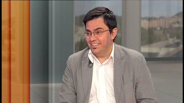 El alcalde accidental de Barcelona, Gerardo Pisarello