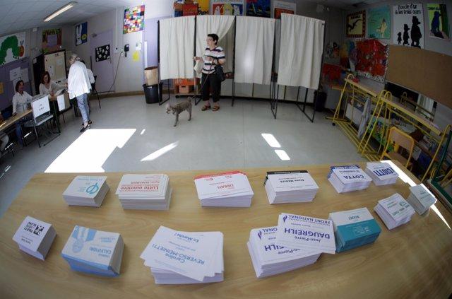 Elecciones legislativas Francia