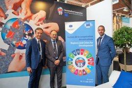 La CARM mejorará la gestión eficaz del agua, la reutilización, el saneamiento y el regadío de ciudades libias