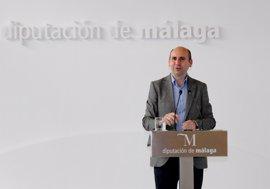 """El PSOE afirma que la remodelación del gobierno en Diputación de Málaga es """"un ajuste de cuentas"""" de Bendodo con Salado"""