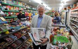 Corbyn pronostica que Reino Unido tendrá que volver a las urnas a finales de este año o principios de 2018